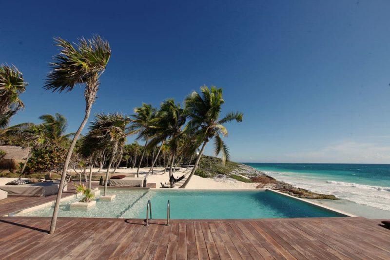 Hoteis em Cancún e Tulum, México
