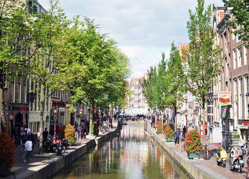 férias de julho na Europa : Roteiro por Amsterdam
