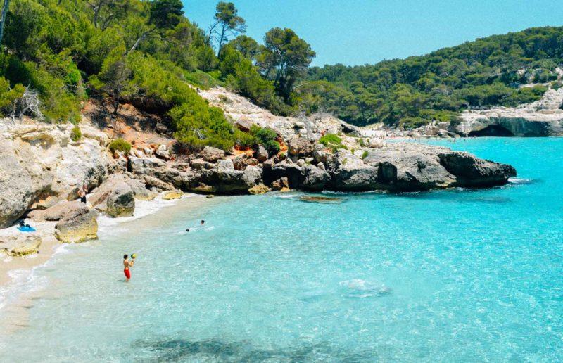 ilha de Menorca