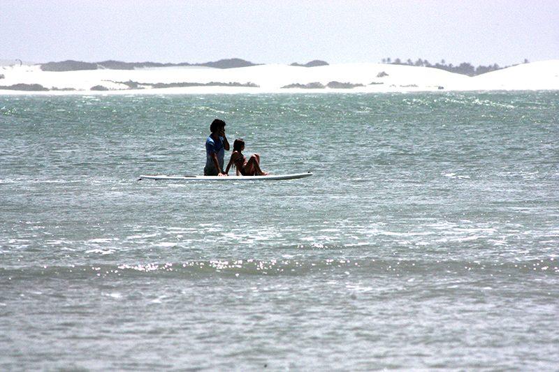 Jericoacoara Ceará surfe