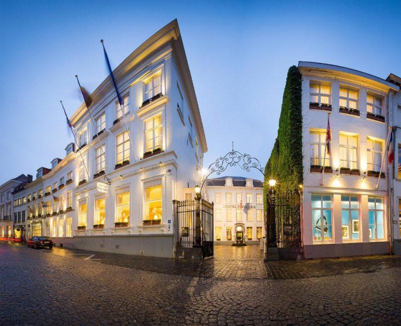 onde ficar em Bruges