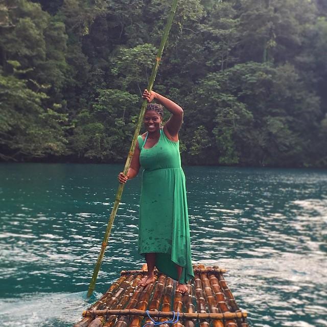 Blue-Lagoon-Jamaica-BAYYINA-BLACK-rafting