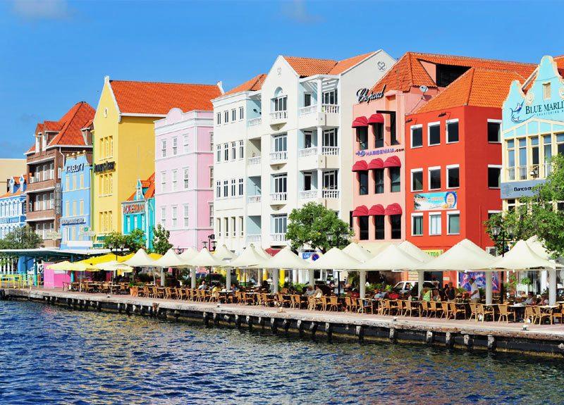 Curaçao em agosto