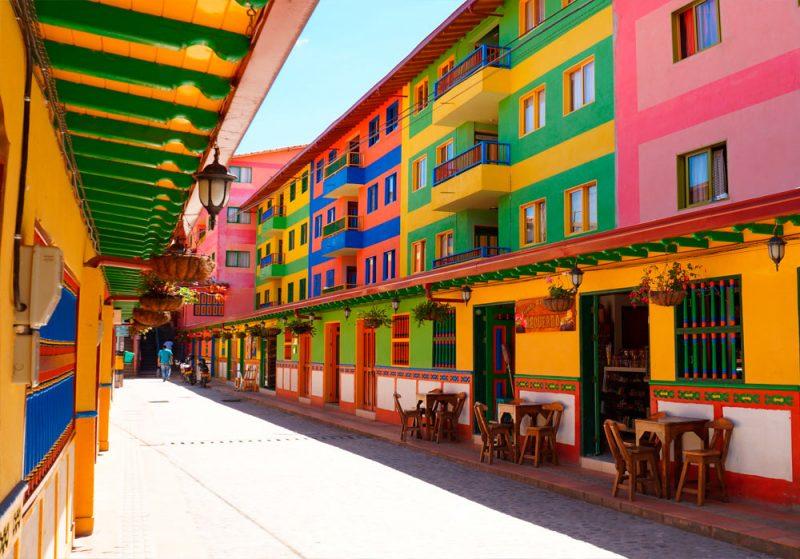 Guatapé Colômbia