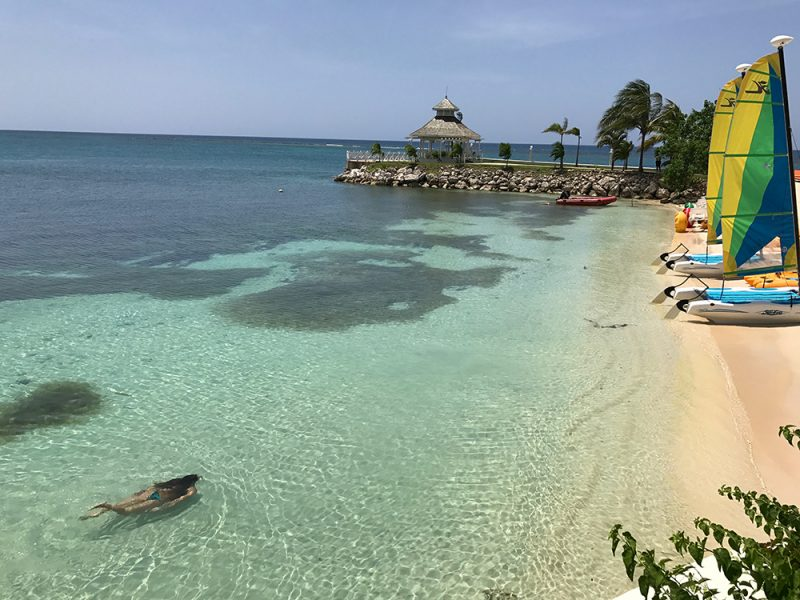 Resorts all inclusive Jamaica: Moon Palace em Ocho Rios