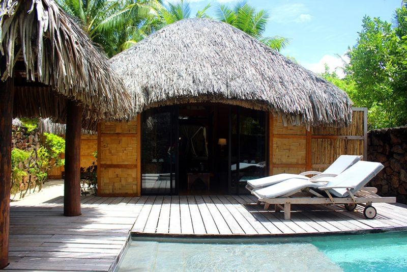 le tahaa beach bungalow