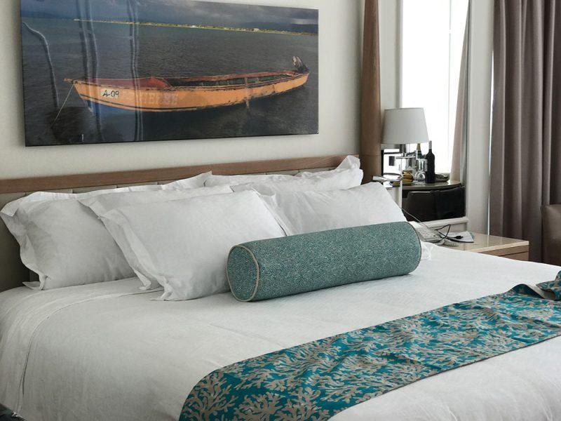 Hoteis na Jamaica: e o nosso quarto no Moon Palace