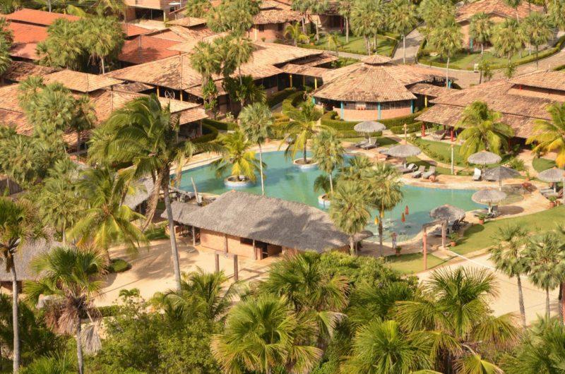 Hospedagem em Barreirinhas: Complexo do Porto Preguiças Resort.