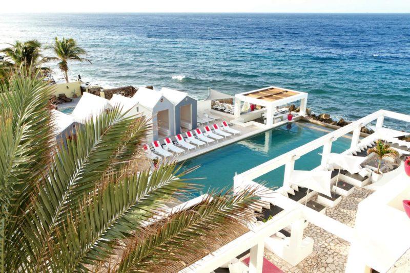 Hotéis em Curaçao: Saint Tropez Apartments & Suites.