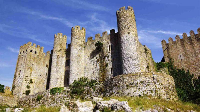 Castelo de Óbidos Portugal