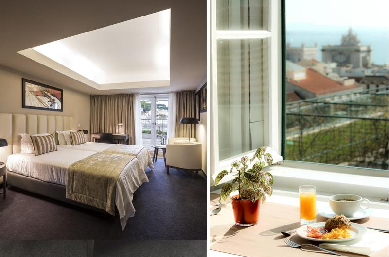 Onde ficar em Lisboa: o Hotel do Chiado
