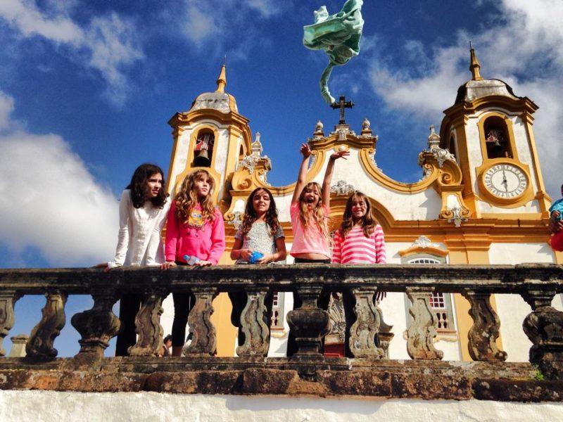 Onde ir em Agosto: Tiradentes também é destino para crianças.