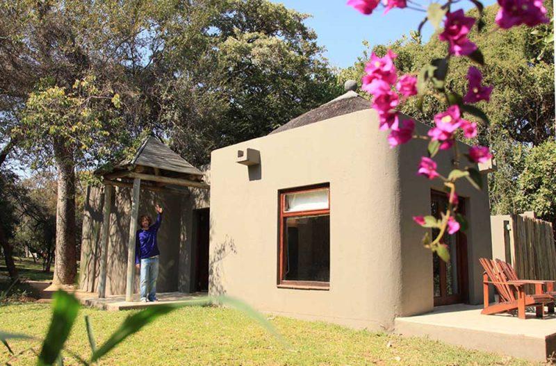 Nosso quarto incrível no Bush Lodge, do Sabi Sabi: hotel faz parte da coleção Unique Lodges da National Geographic