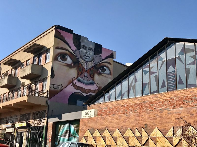 joanesburgo: maboneng