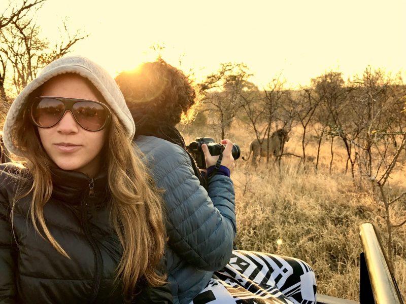 Melhores lodges de safári na África: thorny bush game lodge