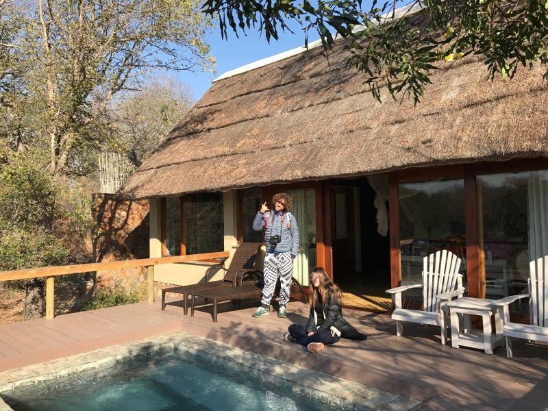 Kruger Park e reservas privadas thornybsuh