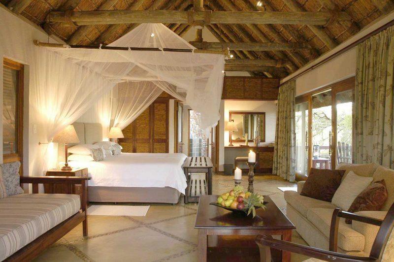 Dicas safari africa: nossa Family Suite no Thornybsuh