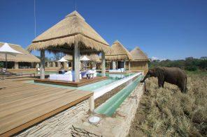 5 melhores lodges  do Kruger  e África do Sul