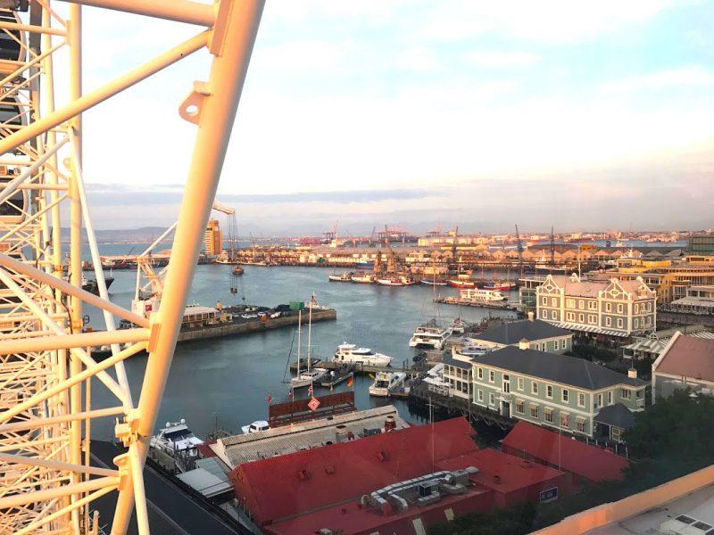 roda giganta V&A waterfront
