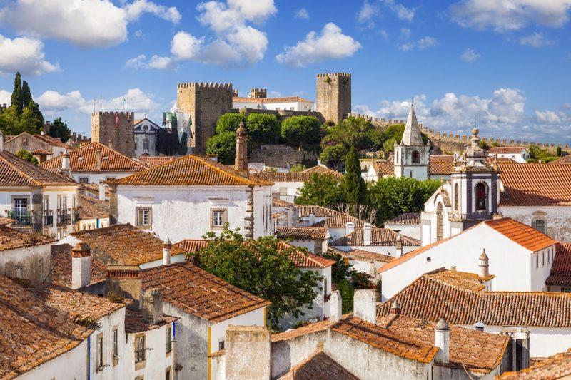 Dicas de Portugal: O imponente Castelo de Óbidos