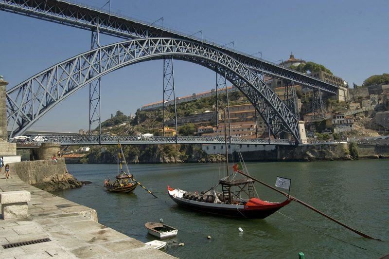 Ponte D. Luis I - Porto