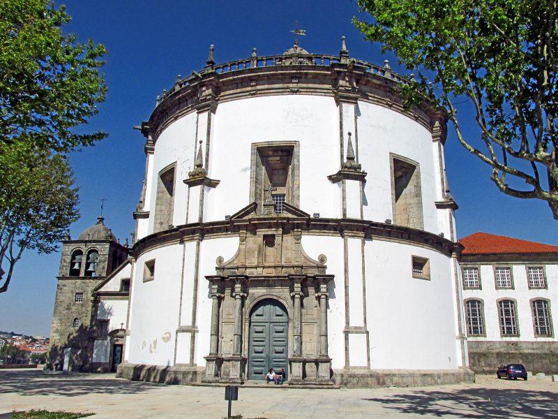 Roteiro Portugal: Mosteiro da Serra do Pilar, na cidade vizinha Gaia