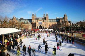 O que fazer em Amsterdã em janeiro