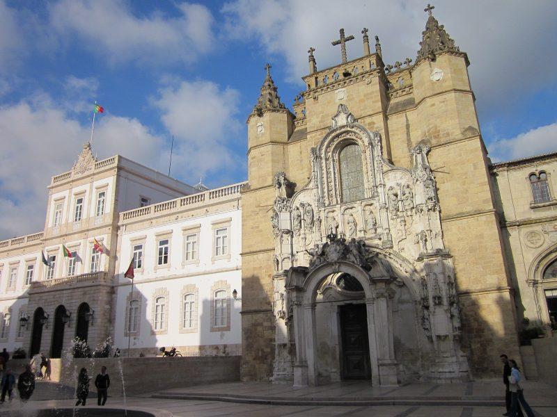 Roteiro Portugal: Igreja de Santa Cruz em Coimbra