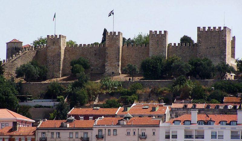 Roteiro em Lisboa: Castelo de São Jorge