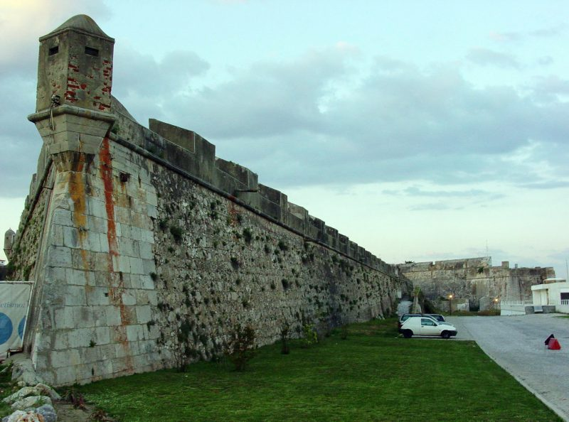Fortaleza de Nossa Senhora da Luz - Cascais