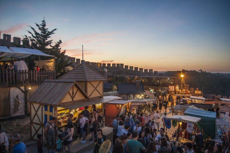 Cidades para visitar em Portugal: O divertido Mercado Medieval de Óbidos