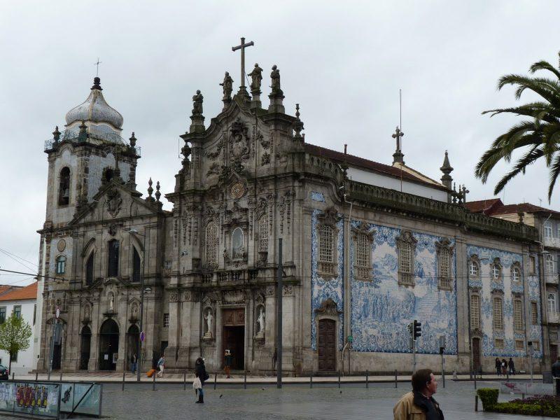 Igrejas do Carmos e Carmelitas - Porto