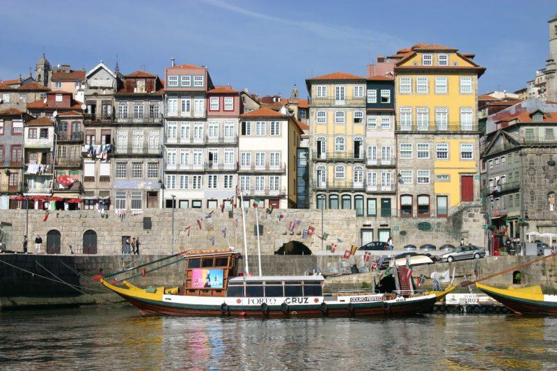 Roteiro 10 dias em Portugal: Cais da Ribeira, a parte mais cool do Porto