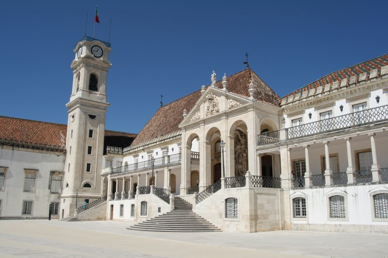 Roteiro de viagem para Portugal: A famosa Universidade de Coimbra