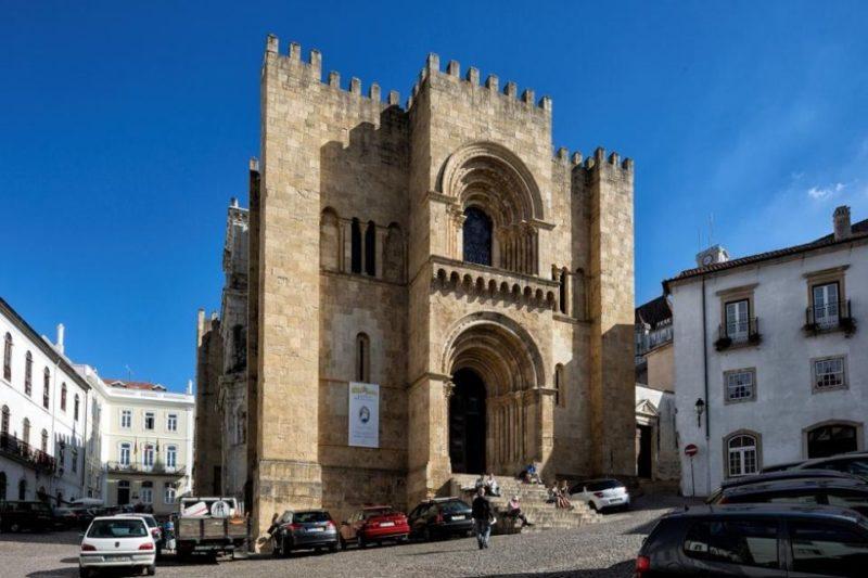 Roteiro Portugal 10 dias: a Sé Velha, em Coimbra