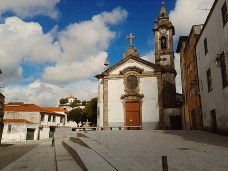 O que fazer no Porto: A igreja Paroquial de Santa Marinha em Gaia
