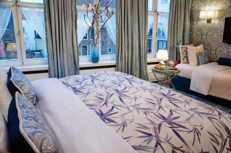 onde ficar em Amsterdã: o hotel Esterea, com vista para o canal