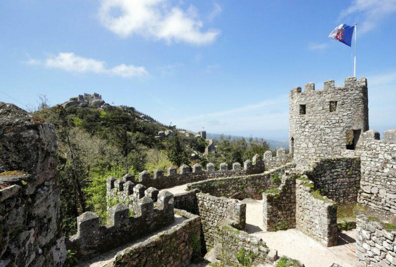 Viagem Portugal: Castelo dos Mouros - Sintra