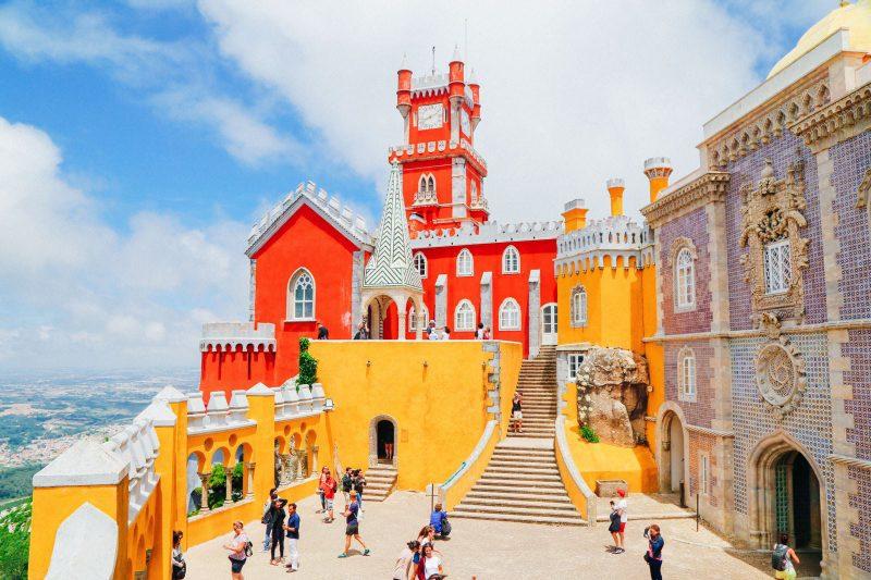 Dicas de Portugal: Palácio da Pena - Sintra