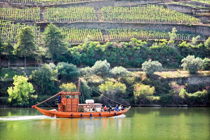 Passeio do Get Your Guide pelo Rio Douro e vinhedos