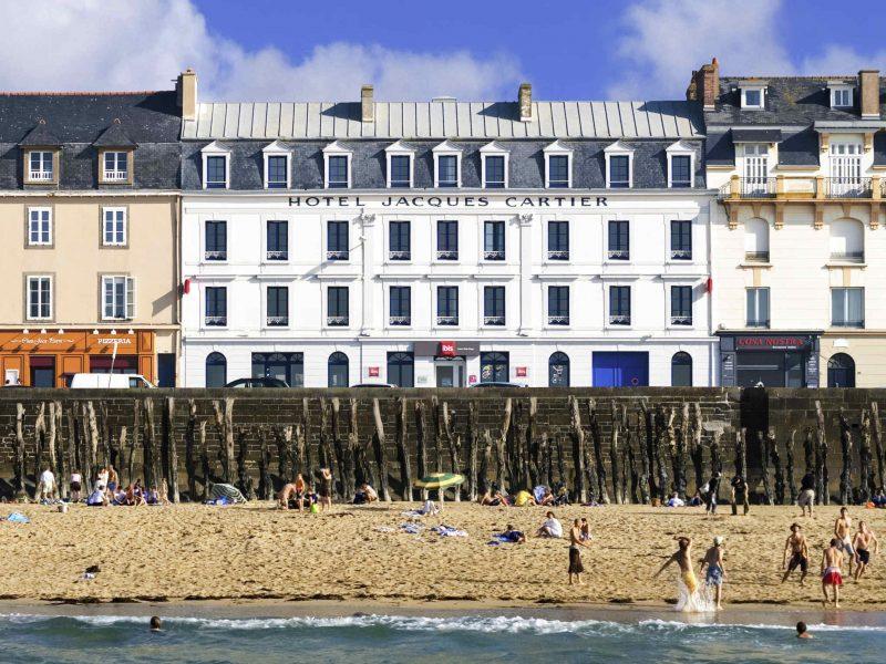 praias de Saint-Malo
