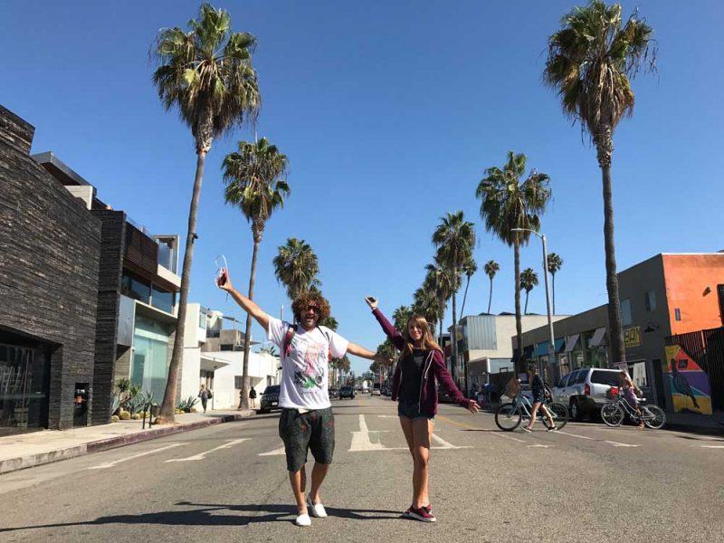 o que fazer em Los Angeles 1 dias