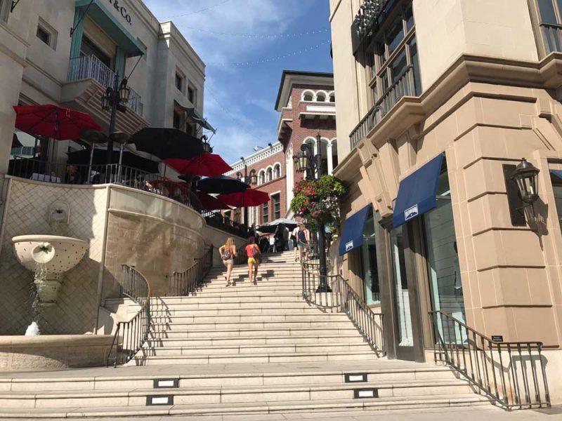 Beverly Hills: compras!