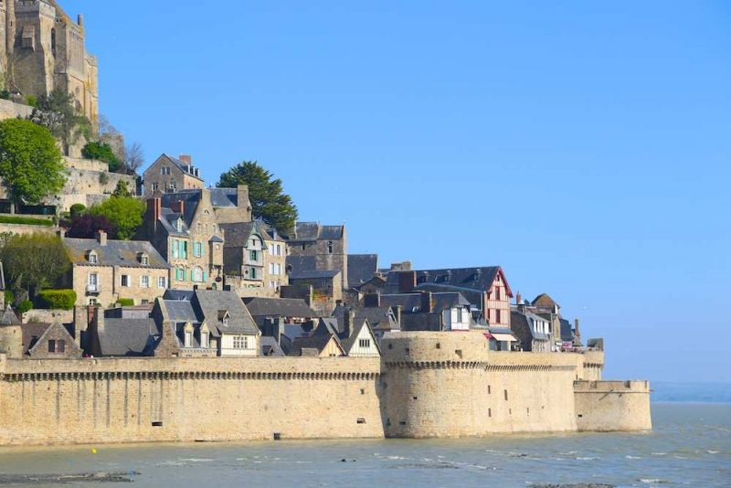 Pontorson Mont-St-Michel