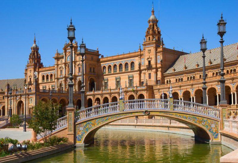 Roteiro Sevilha Espanha