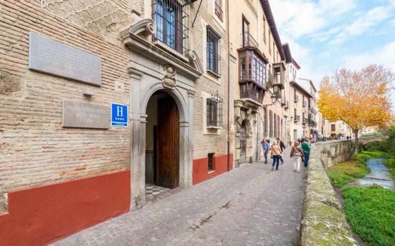 Dicas de hotéis em Granada