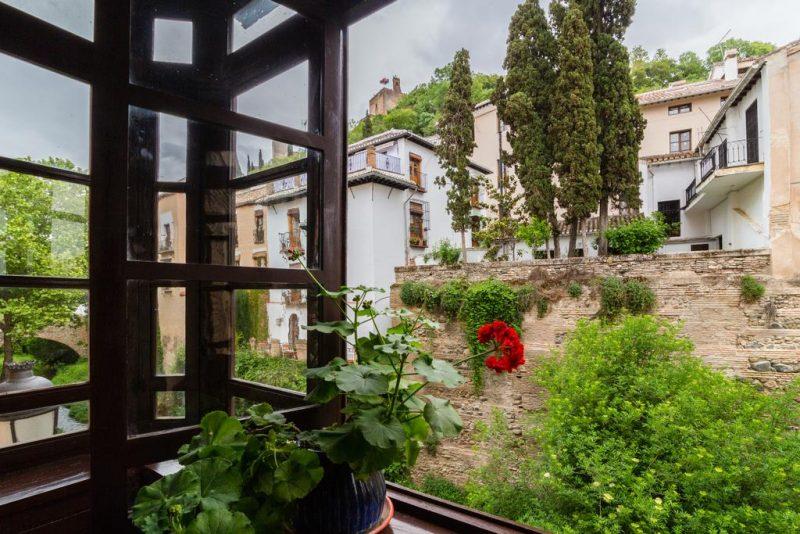 Hotéis em Granada