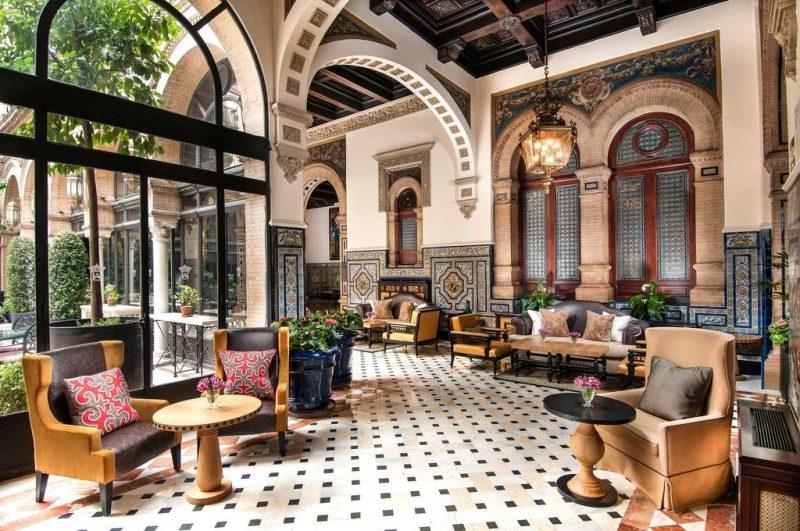 Onde se hospedar em Sevilha