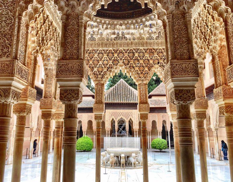 Granada em 3 dias