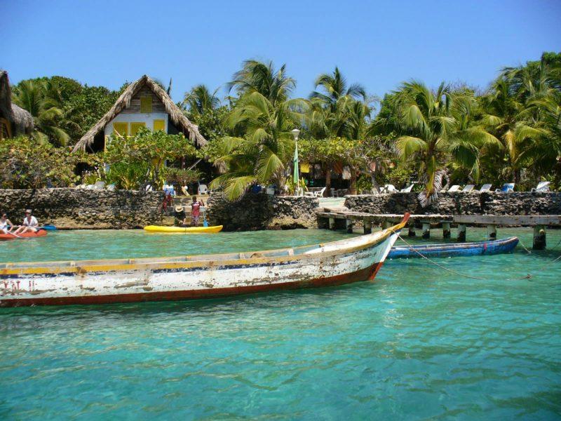 Islas del Rosário Cartagena